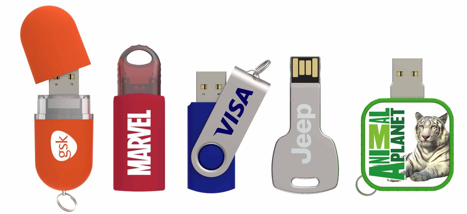 USB Sticks in nur 5 Tagen!