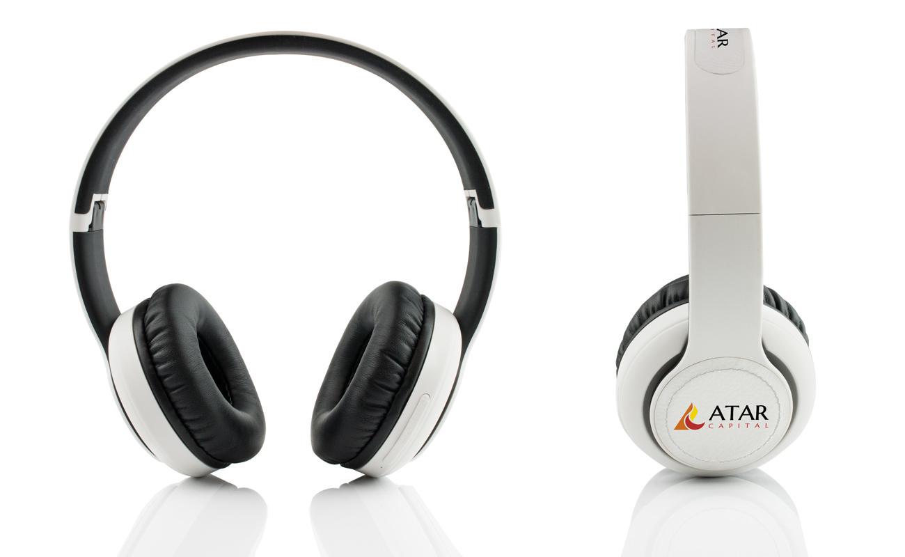 Nappa - Kopfhörer mit Logo