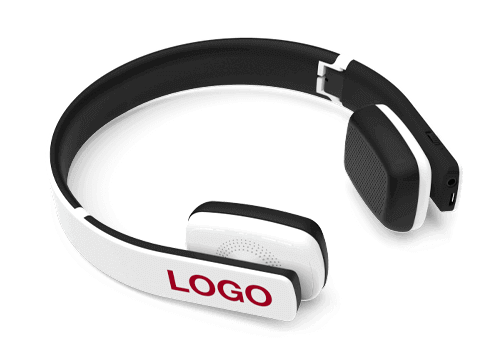 Arc - Kabelloser Kopfhörer mit Logo