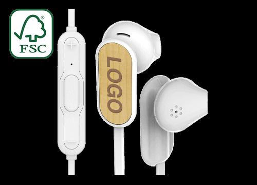 Grain Bluetooth® - Wireless in Ear Kopfhörer Günstig Bedrucken
