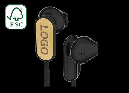 Grain - Wireless in Ear Kopfhörer Günstig Bedrucken