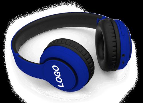 Mambo - Bluetooth Kopfhörer mit Logo