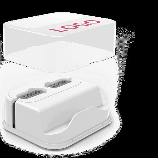 Peak Bluetooth® - Wireless in Ear Kopfhörer Bedrucken