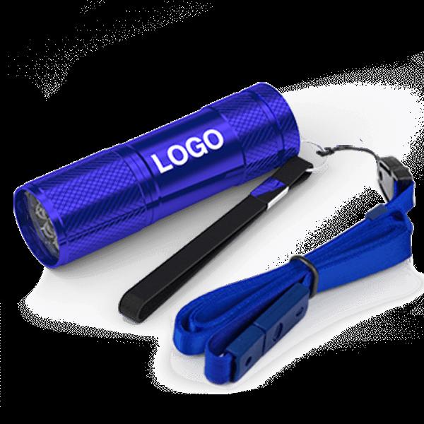 Lumi - Taschenlampe Werbung