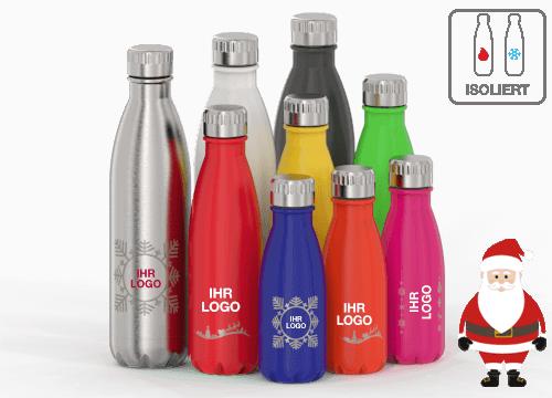 Nova Christmas - Trinkflaschen Bedrucken