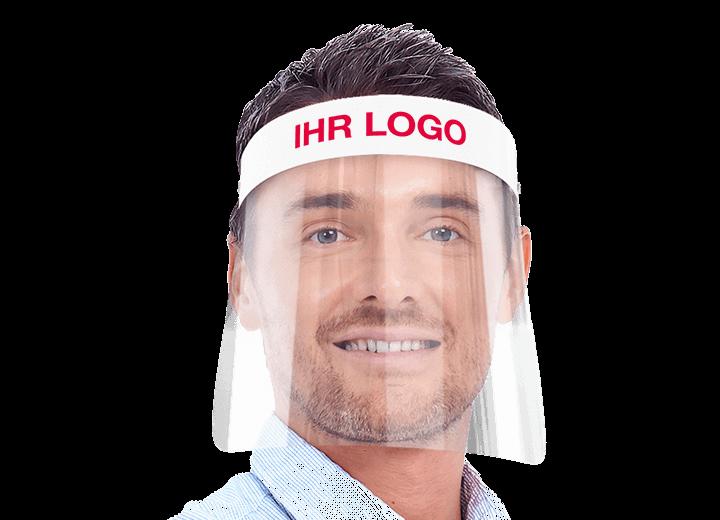 Barrier - Gesichtsvisier mit Logo