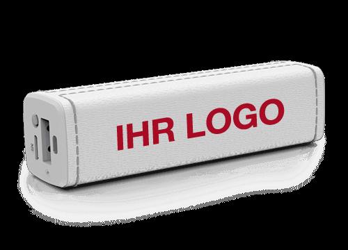 Lux - Powerbank Mit Logo