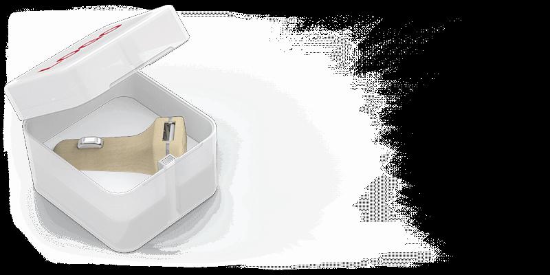 Woodie - Personalisiertes KFZ Ladegerät