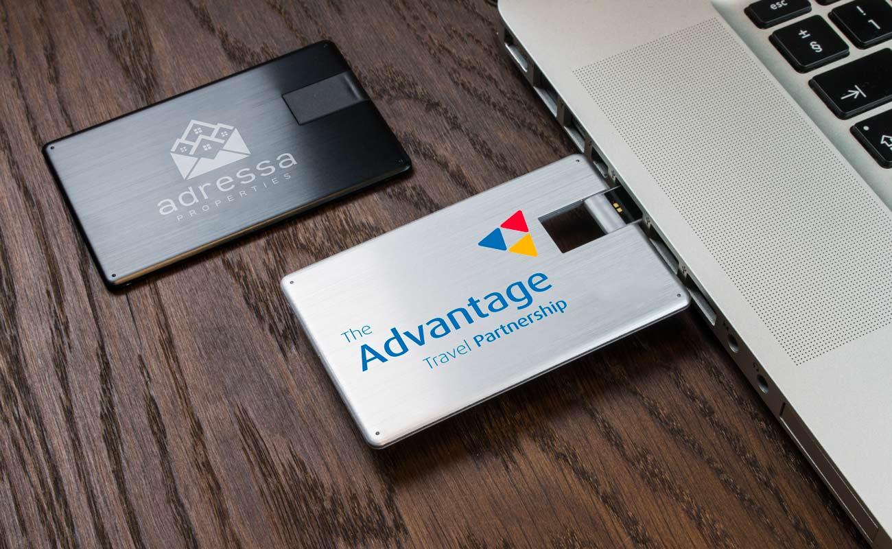 Alloy - USB Kreditkarte