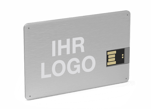 Alloy - USB Visitenkarte