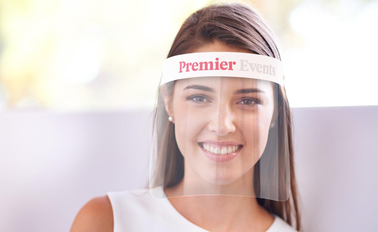 Barrier - Individuelle Gesichtsschutzschilde