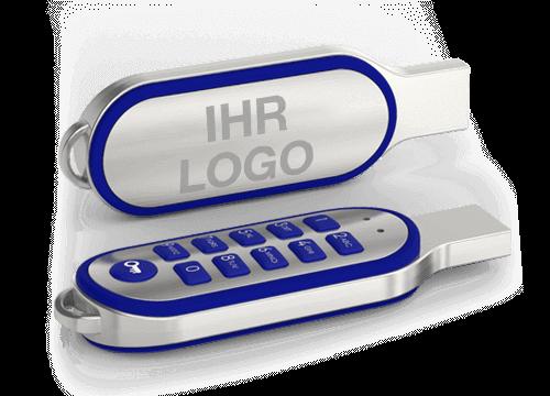 Code - Personalisierter USB-Stick mit Ziffernblock