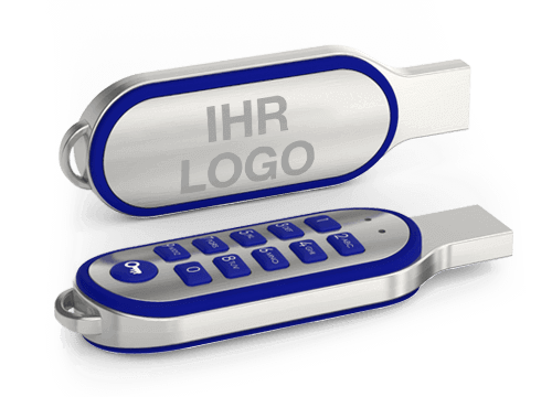 Code - USB Stick Mit Logo