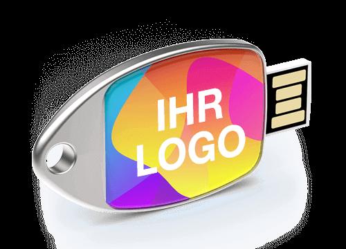 Fin - USB Stick Mit Logo