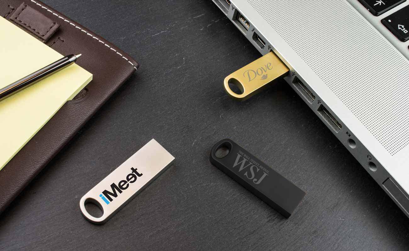Focus - USB Stick Bedrucken