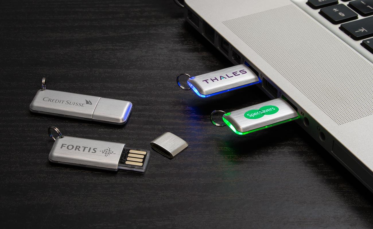 Halo - USB Stick Bedrucken