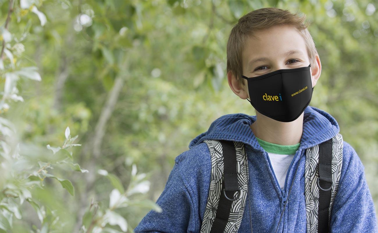 Junior - Schutzmasken Bedrucken