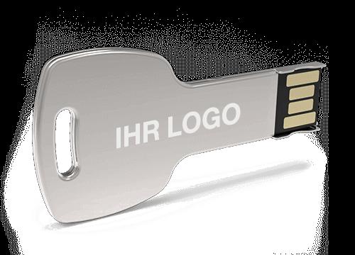 Key - USB Stick Bedruckt