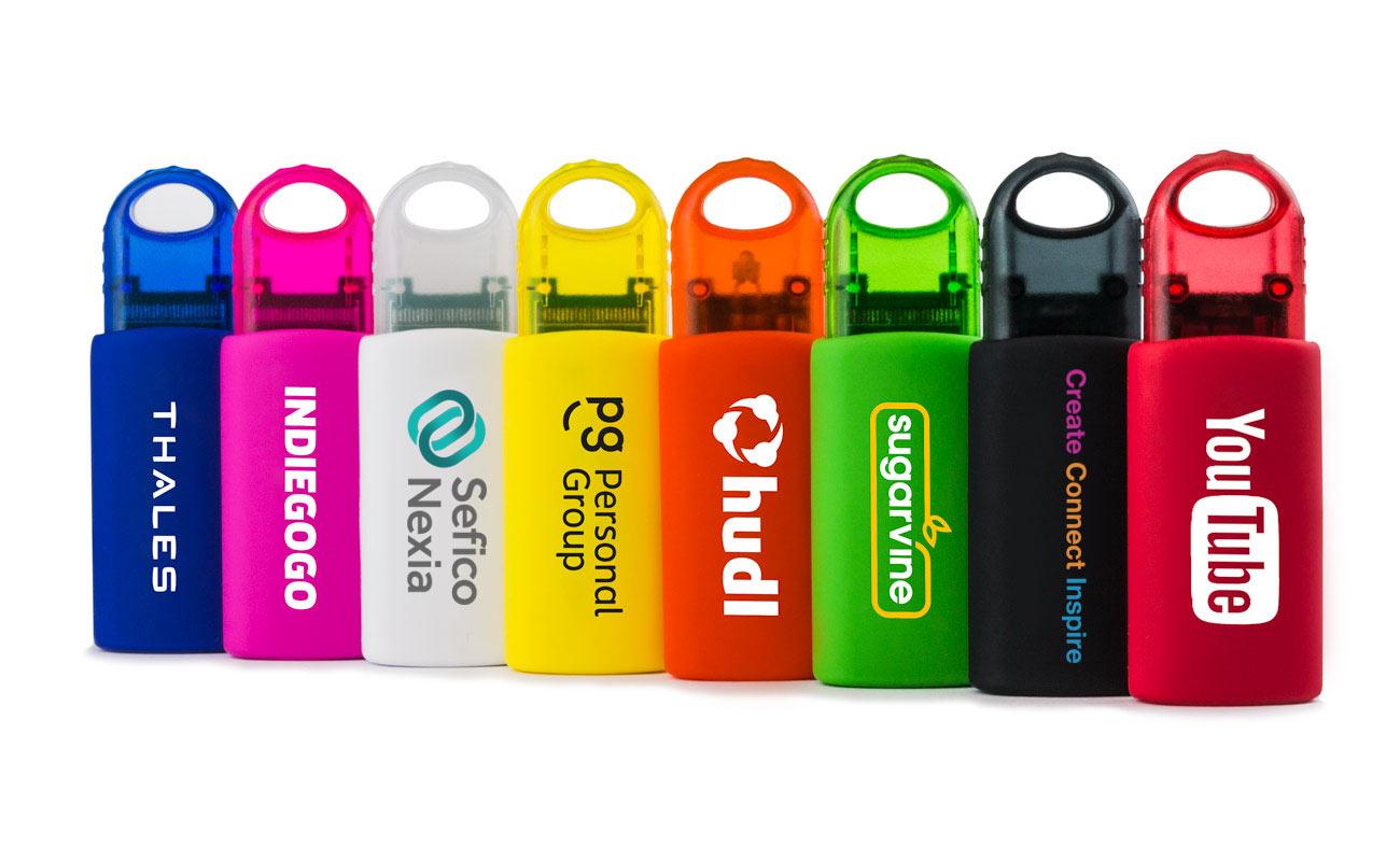 Kinetic - USB Stick Bedrucken
