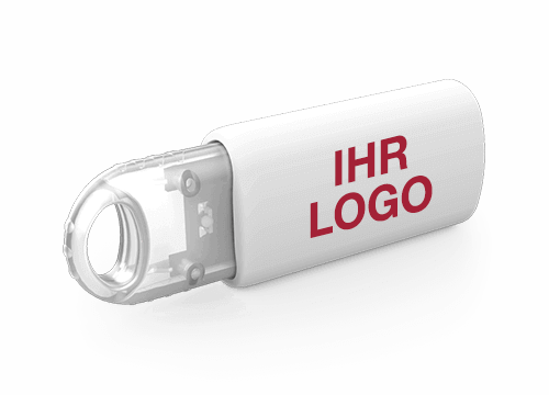 Kinetic - USB Stick Werbung