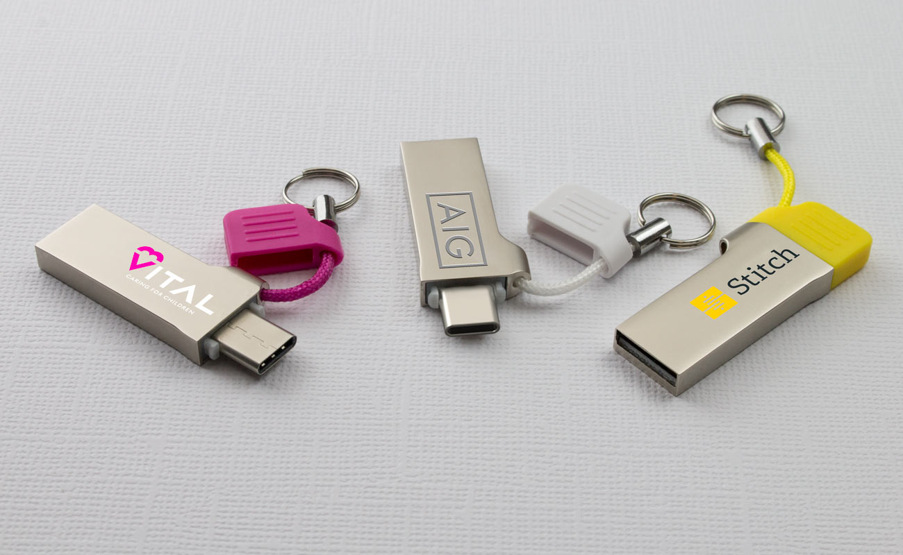 Lynx - USB Stick Bedrucken