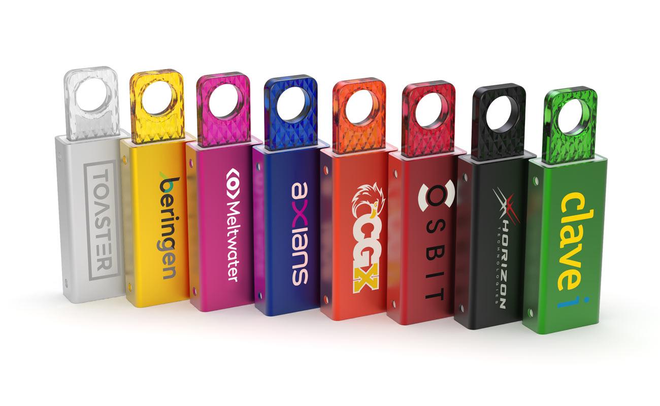 Memo - USB Stick Bedrucken