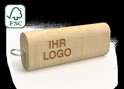 Nature - USB Sticks Aus Holz