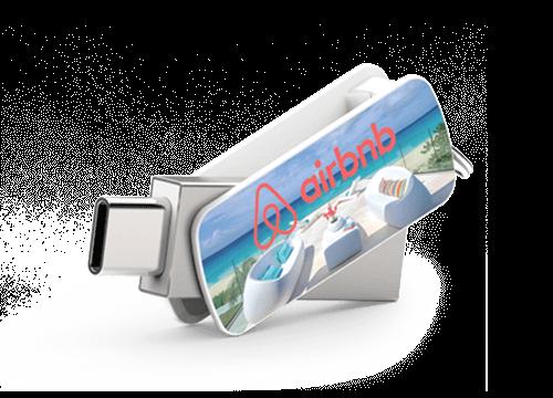 Orbit - USB Stick Mit Logo