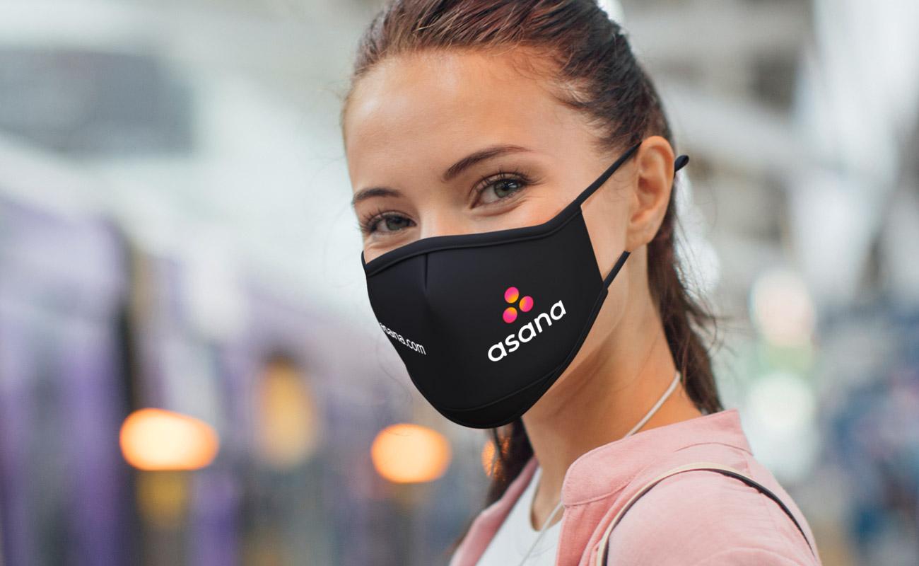 Sky iON - Schutzmasken Bedrucken