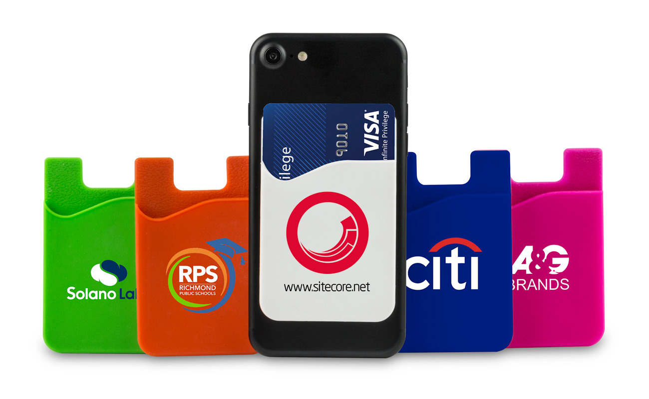 Slim - Smartphone Wallet Bedrucken