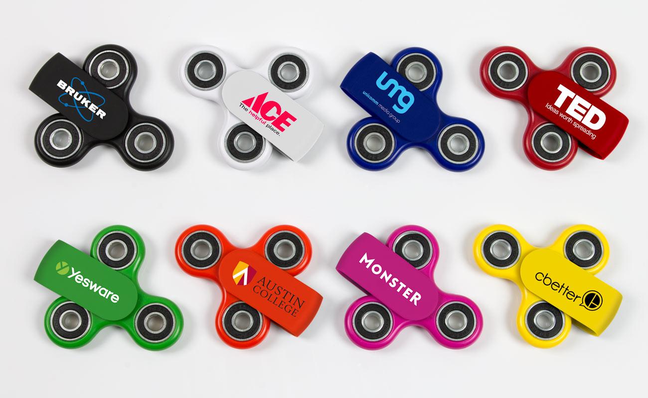 Sport Plus - Fidget Spinner Bedrucken