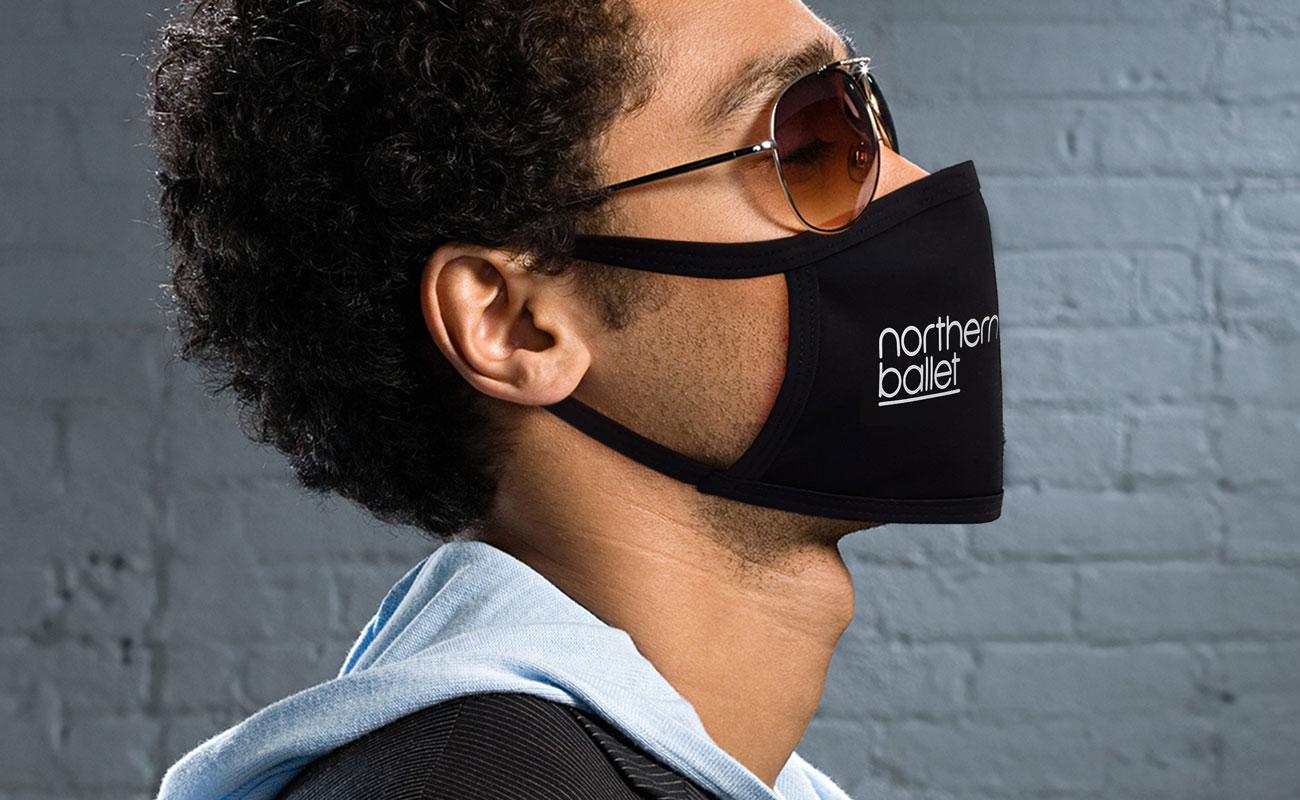Ultra - Schutzmasken Bedrucken