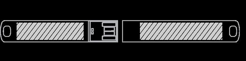 USB Stick Siebdruck