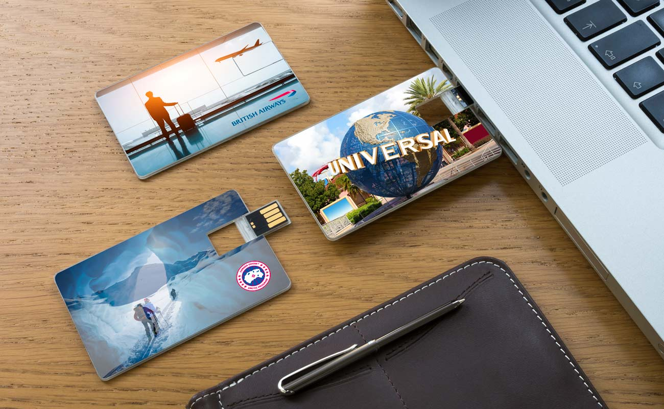 Wafer - USB Kreditkarte