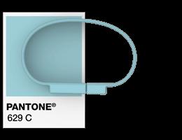 Pantone® Angaben USB-Armband